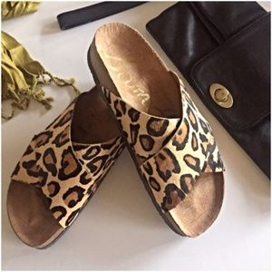 ISO Sam Edelman Leopard Sandals